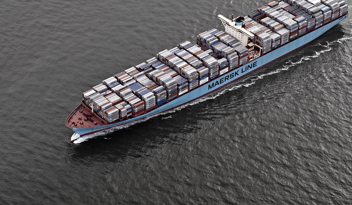 Client case with Maersk Lined on Future Operations Execution