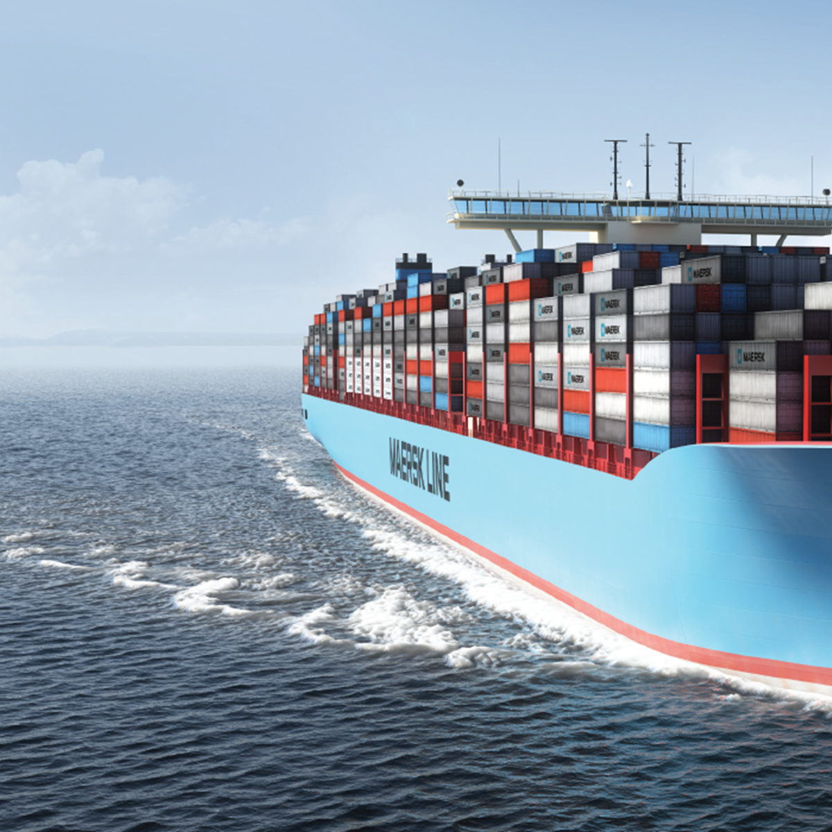 Client case with Maersk Line on Business Finance