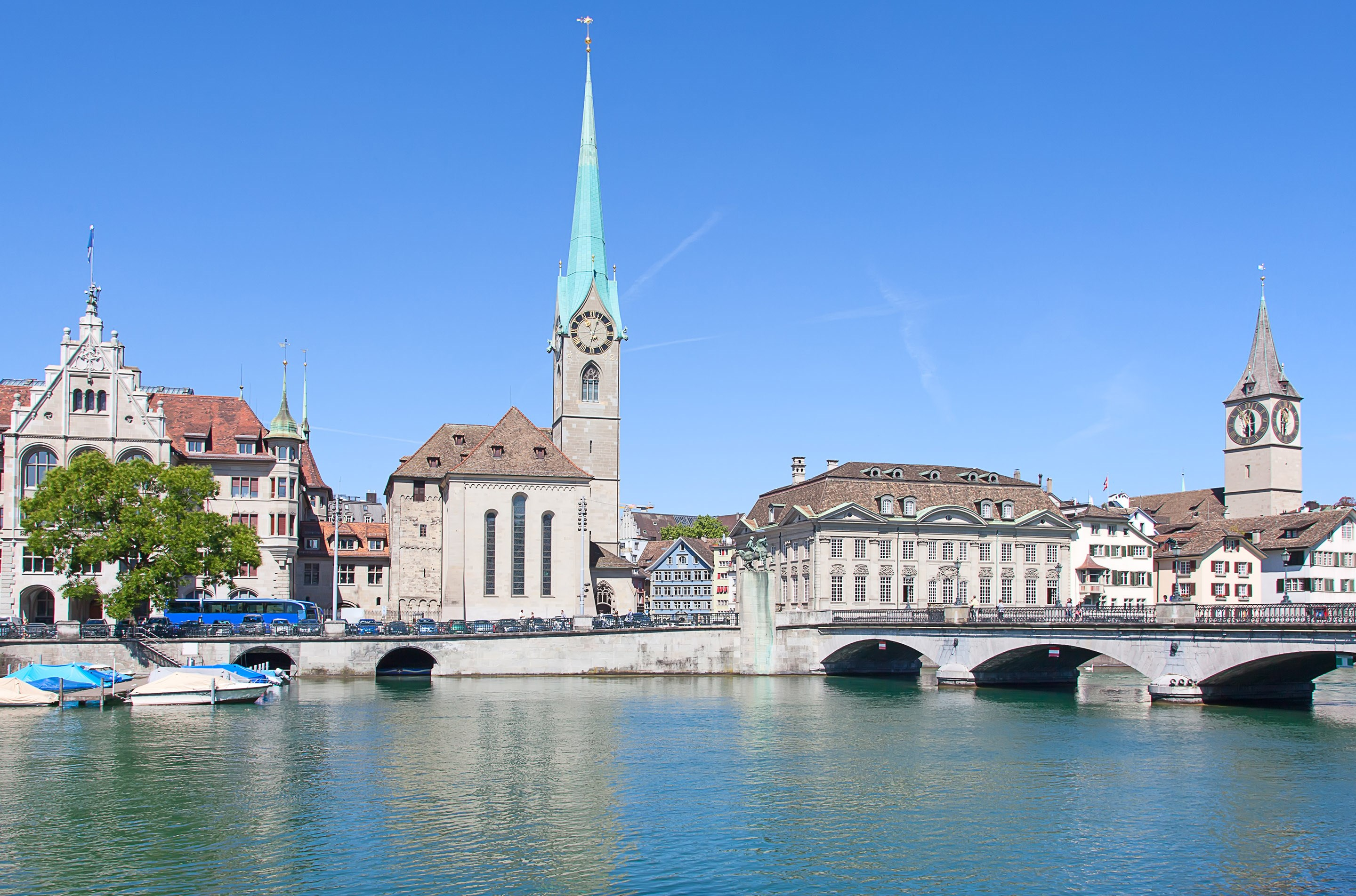 Overview of Zurich