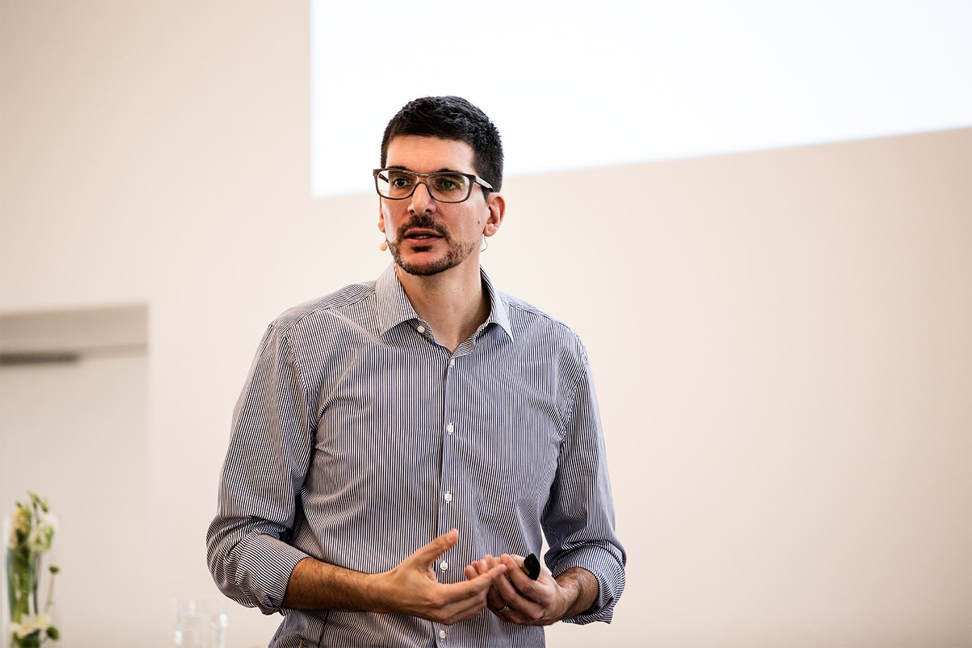 One of our heroes is innovative strategic expert Alexander Osterwalder