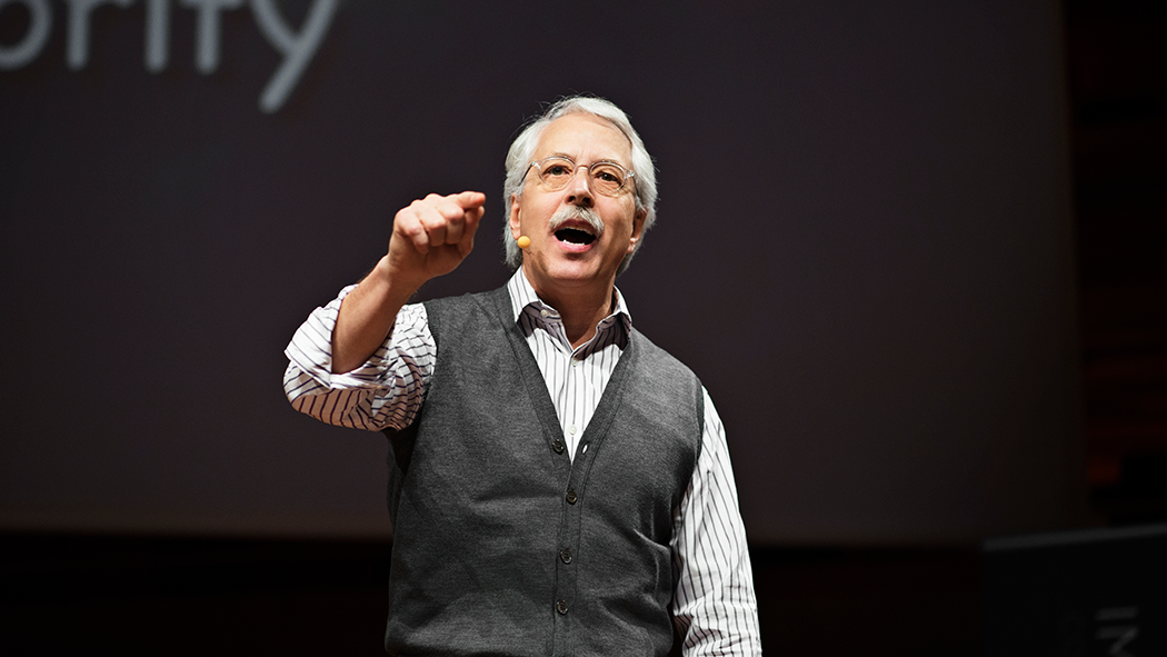 Our hero the leading business thinker Gary Hamel