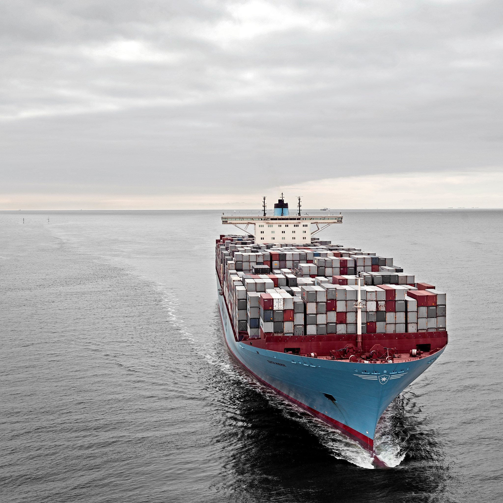 Client case with Maersk Lined on global sales transformation