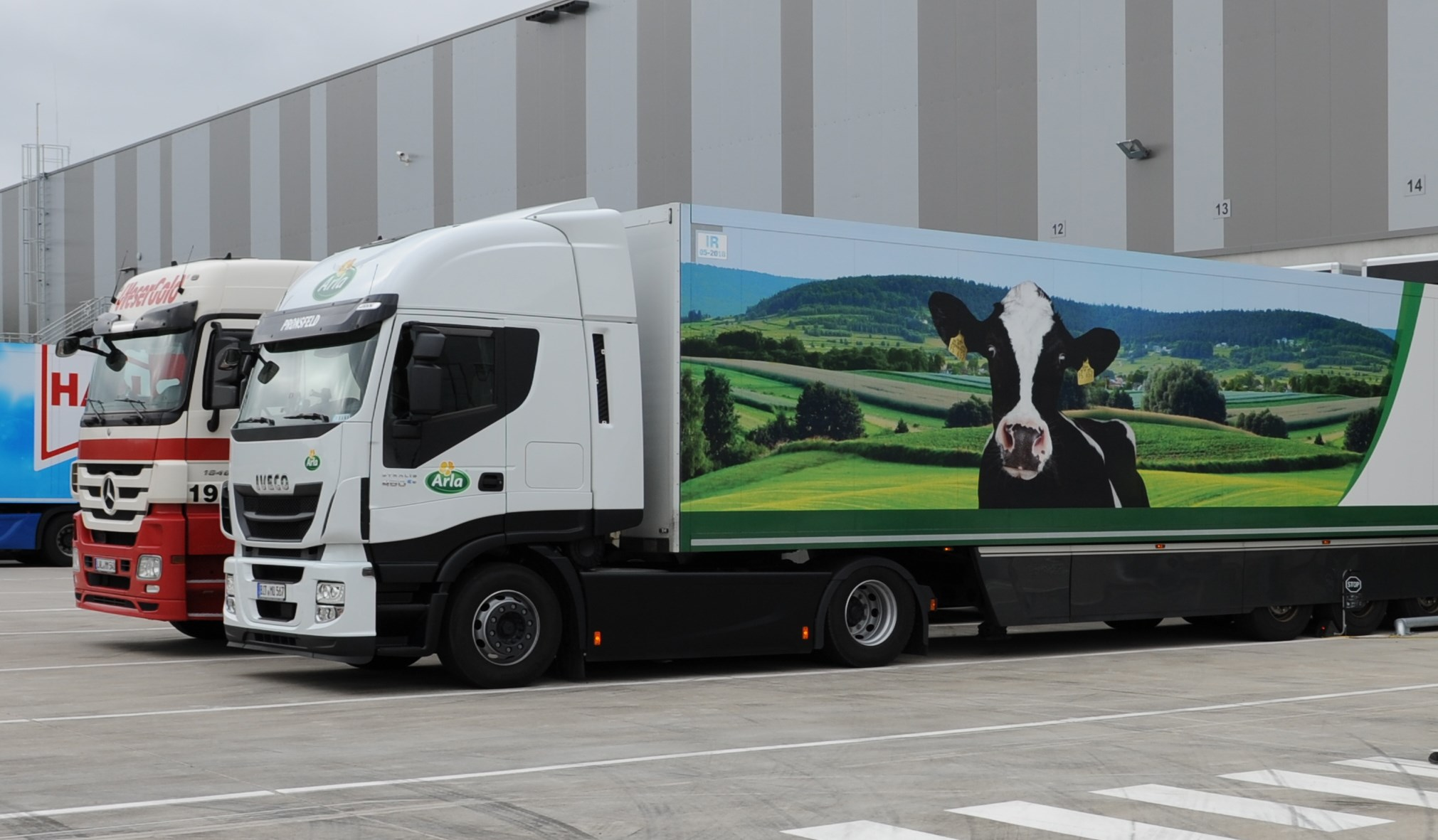Client case with Arla