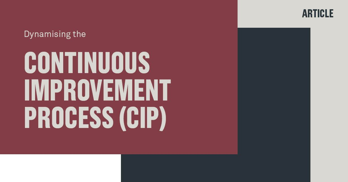 Dynamising the continuous improvement process | Implement