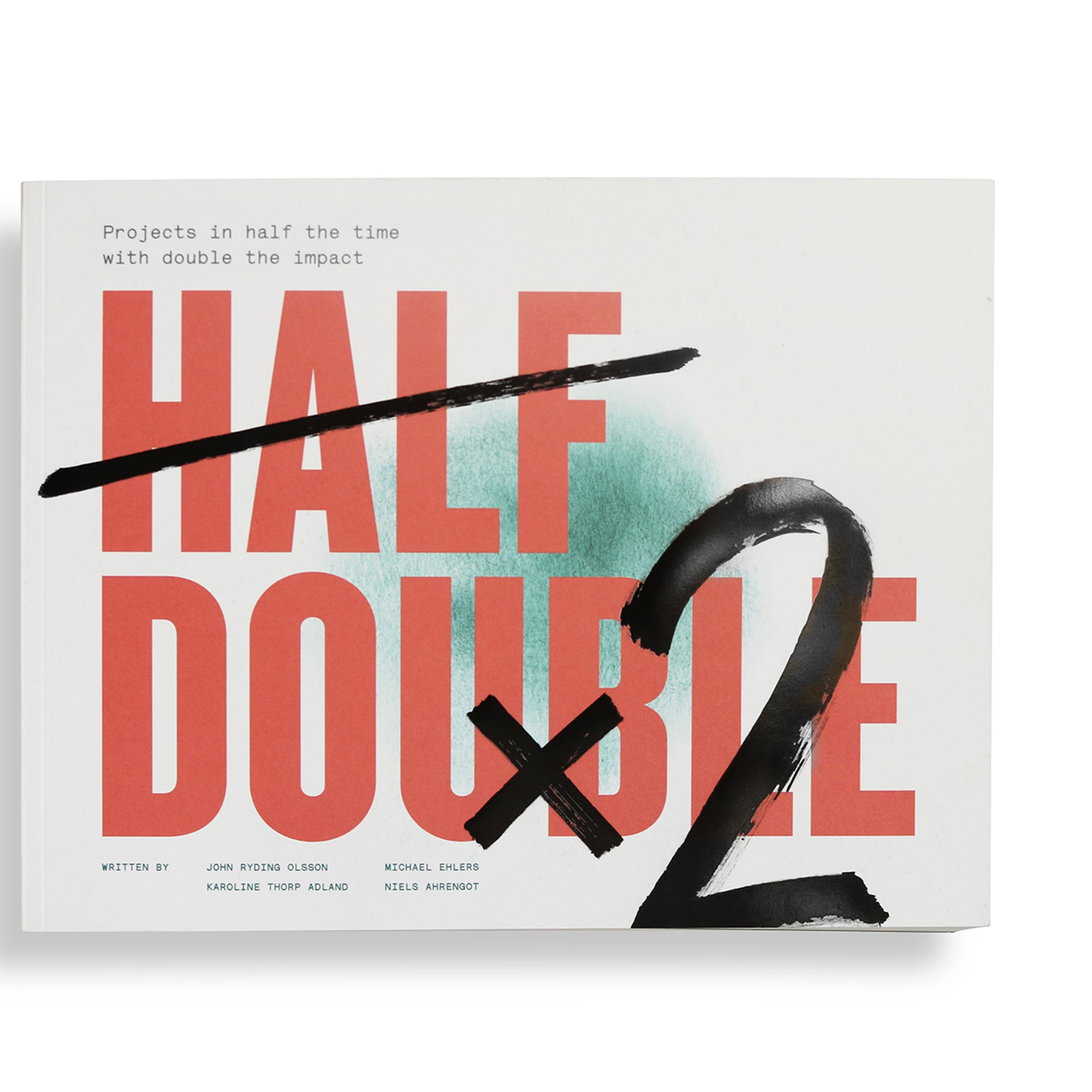 The Half Double book