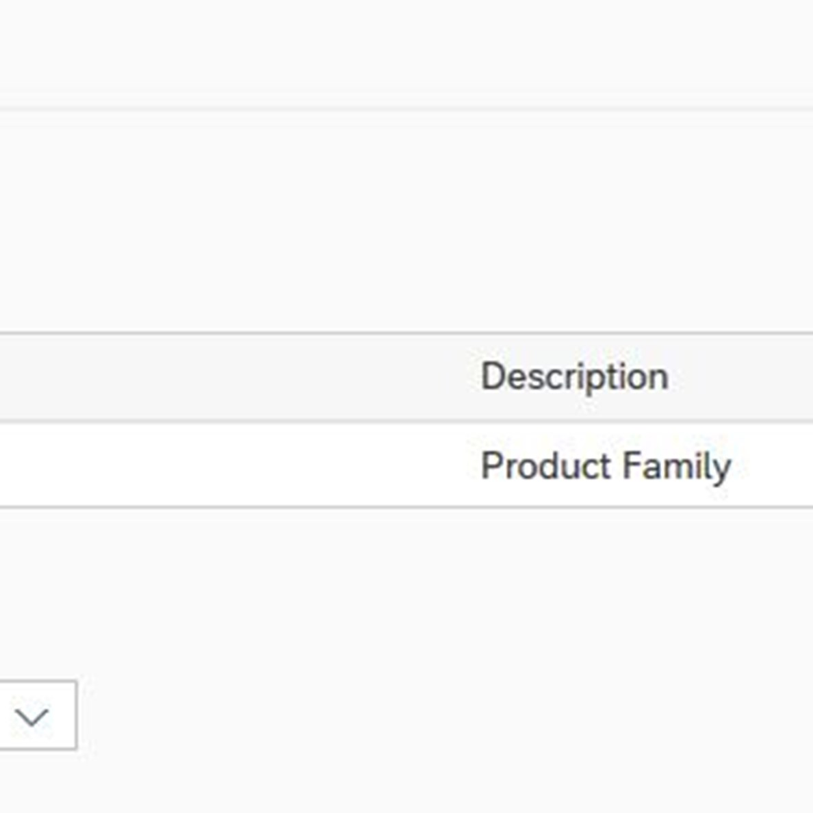 In SAP IBP 1808 the forecast consumption level is now flexible and can be defined at e.g. product family or location level.