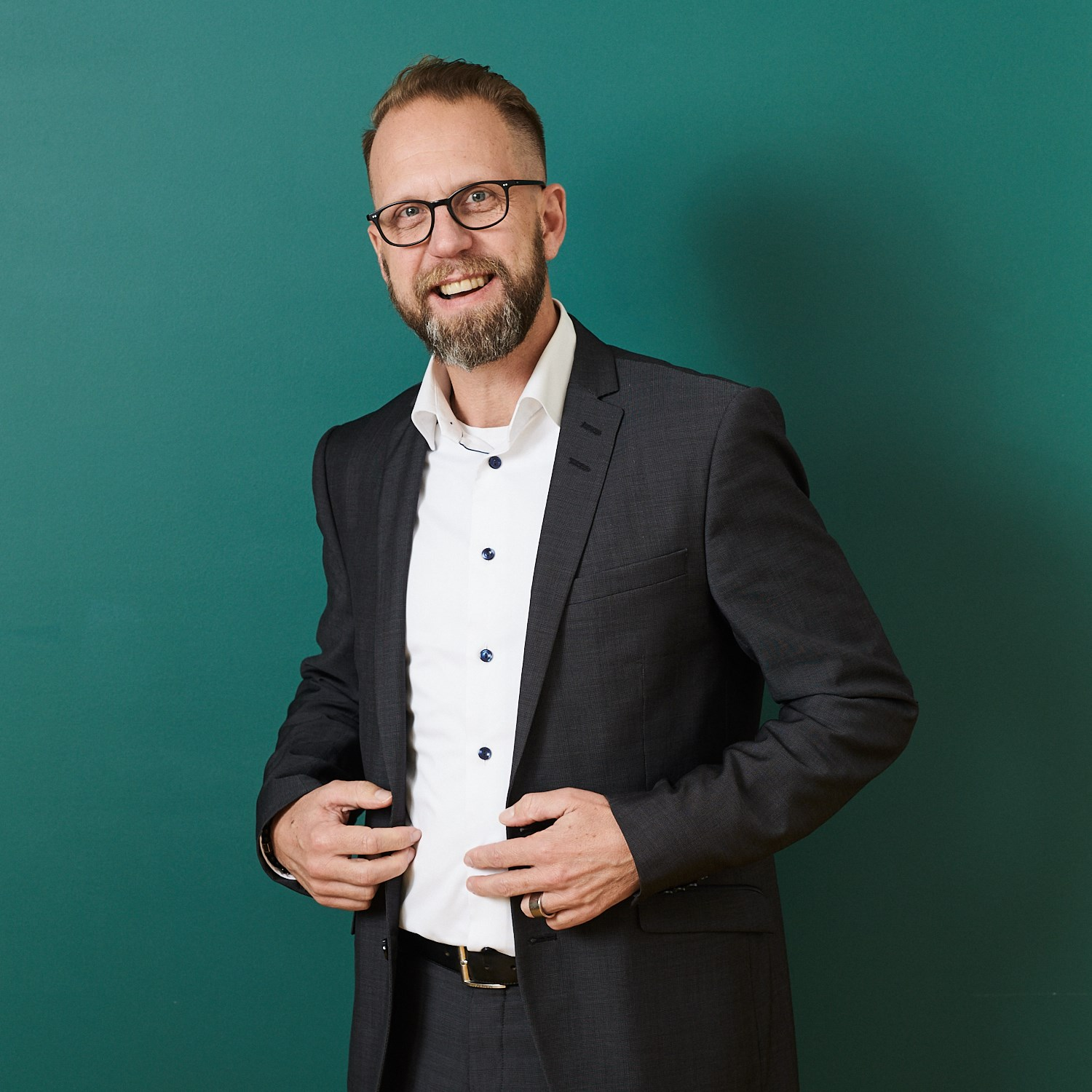 Niklas Thulin from Implement Consulting Group