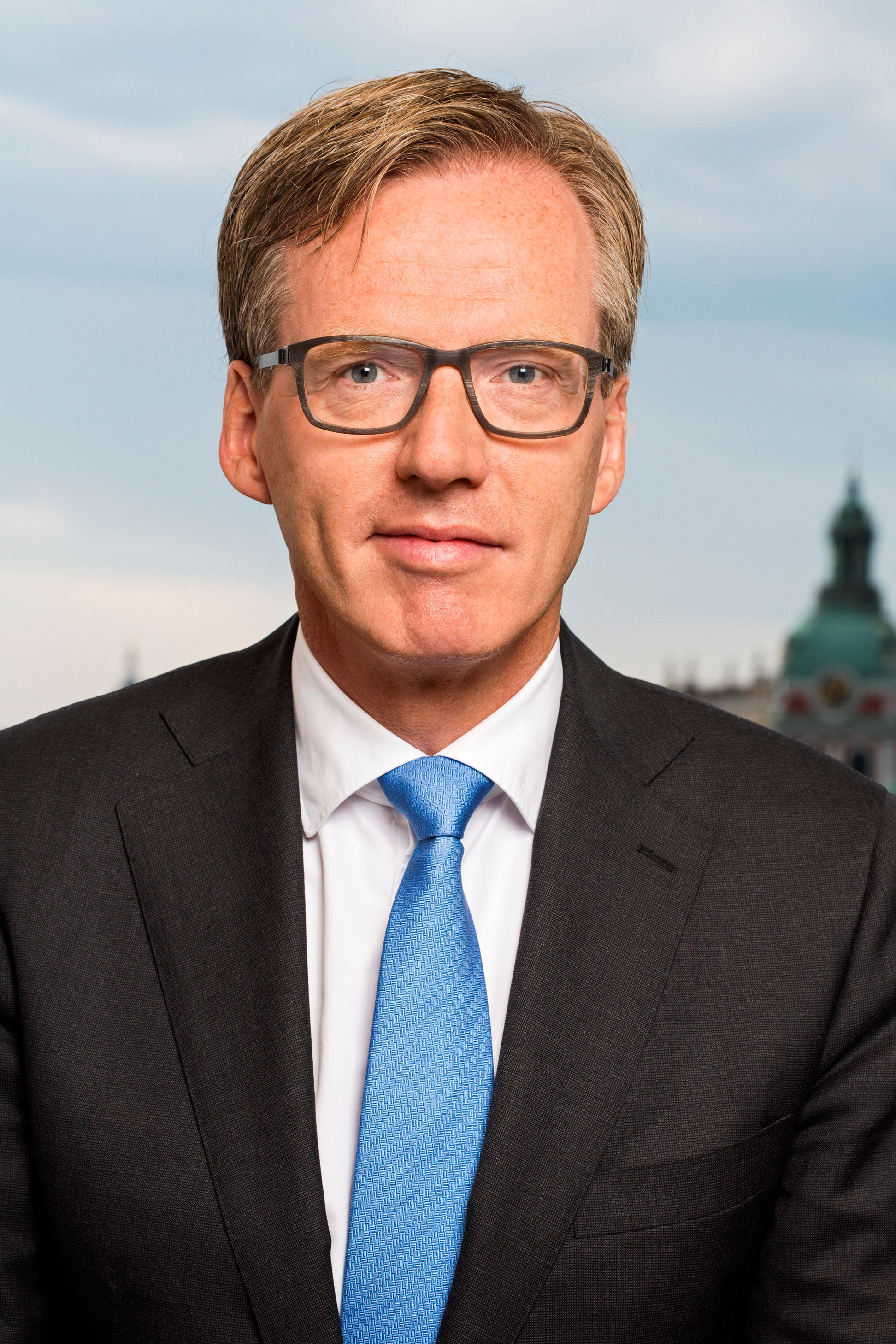 Torsten Hagen Jørgensen, Bank Director and COO of the Nordea Group.