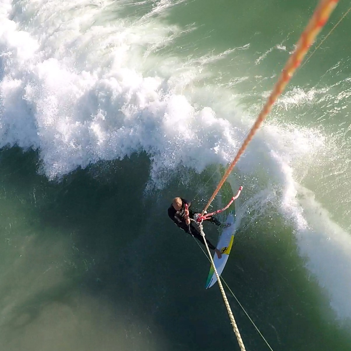 Kitesurfing fuels my professional career, Jacob Petersen, Level 5 Consultant and Partner in Implement Consulting Group.