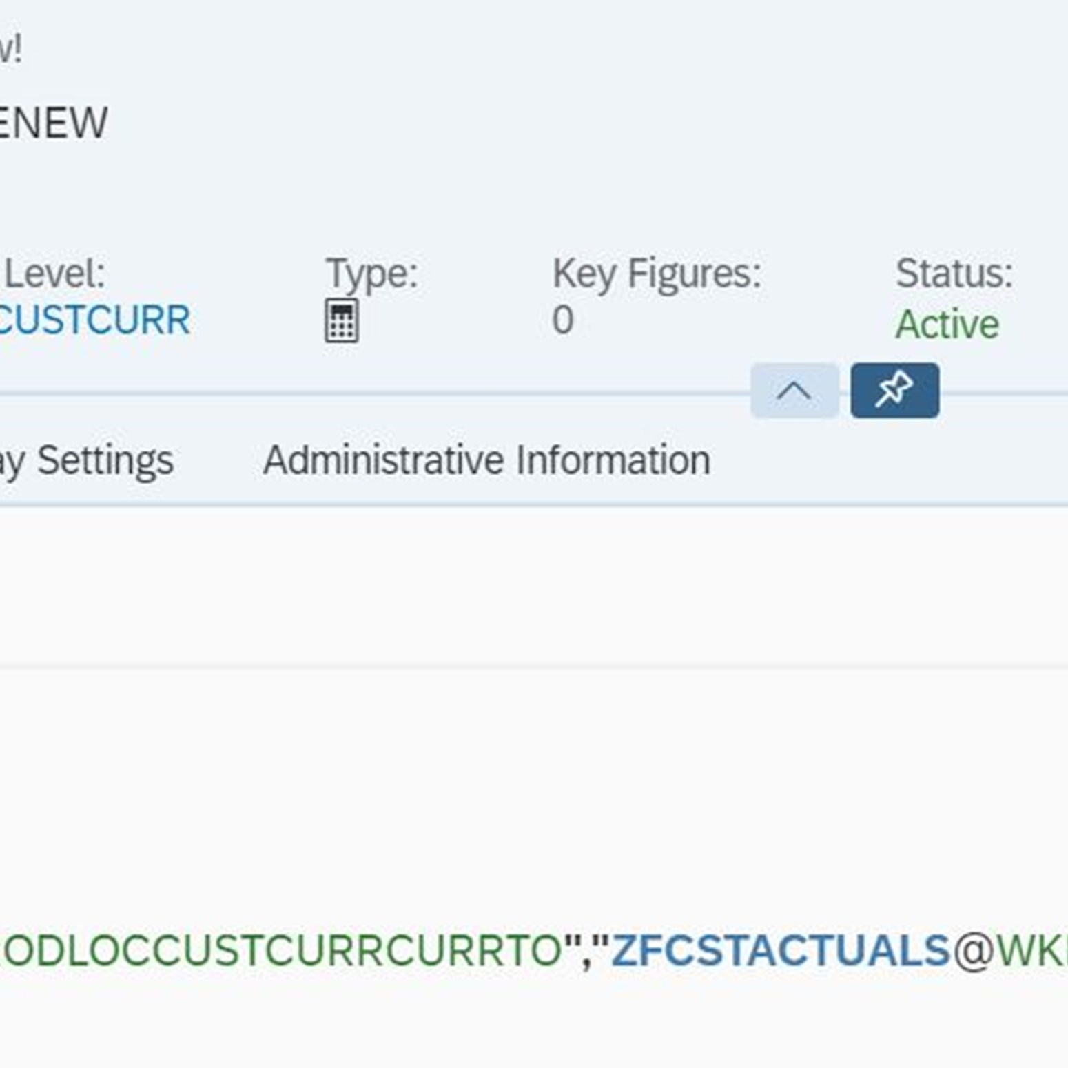 New planned price (weighted) key figure configured via the new IBP_WEIGHTEDAVG function in SAP IBP 2008..