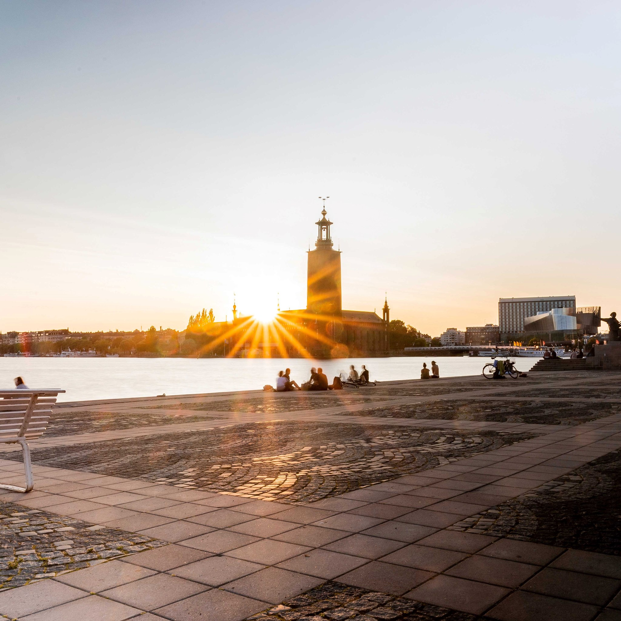 Picture of Stockholm by Thorben Mielke on Unsplash.