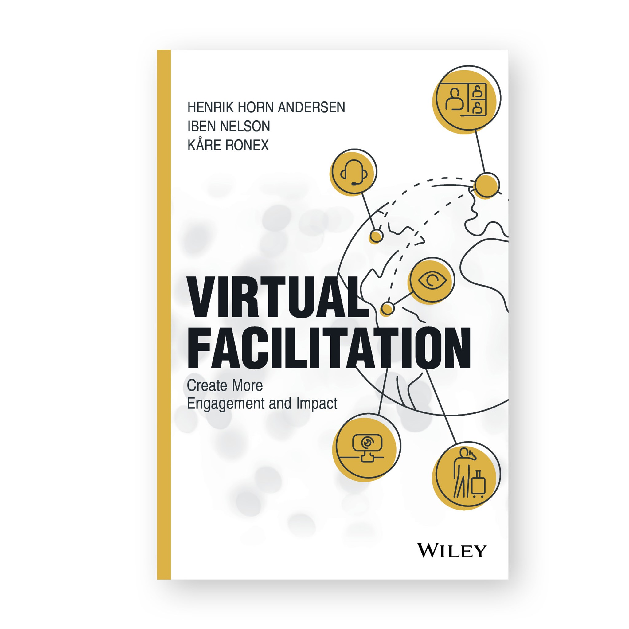 The book Virtual Facilitation  is based on practical experience and learnings from facilitating meetings, webinars and workshops internally both at Implement and with external clients.
